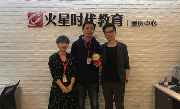 设计师如何破茧成蝶?CEO与重庆火星学员分享成长路径