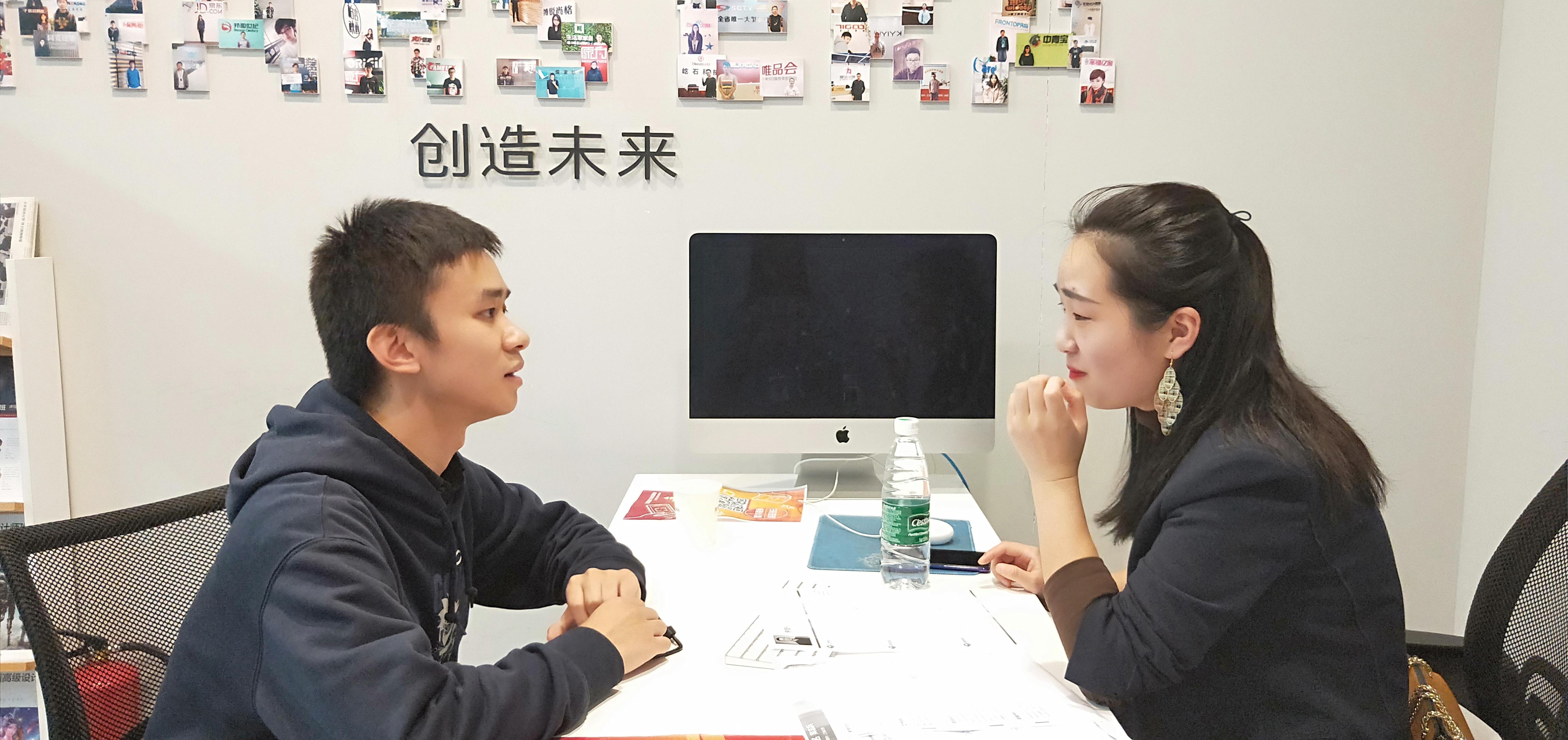 深圳火星时代迎来新伙伴  进校招聘收揽人才