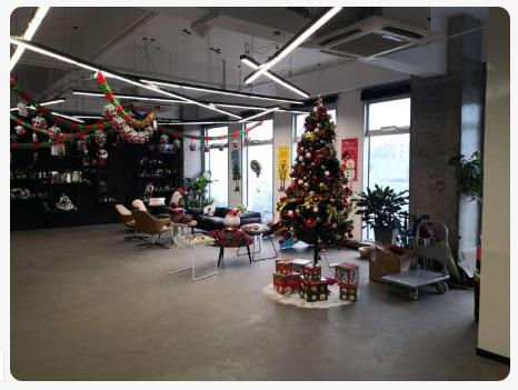 杭州火星时代圣诞拜访活动:老朋友之间的新合作