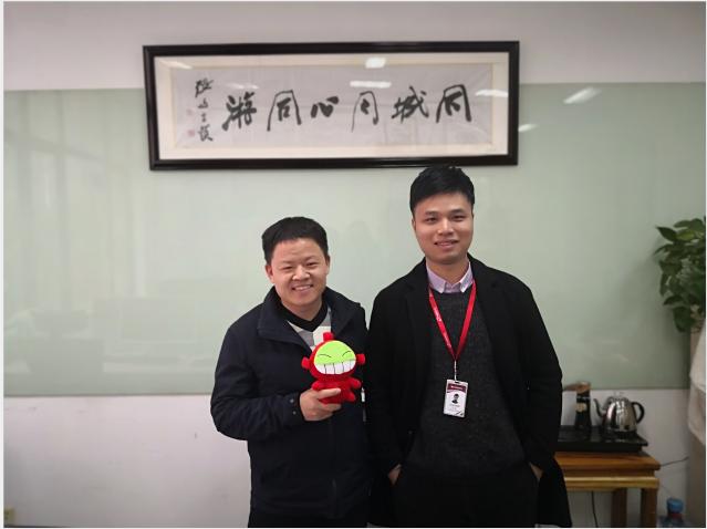 拜访同游科技,杭州火星世代学生为何大获好评?